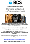 Careers Event poster