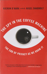 The Spy in the Coffee Machine book cover