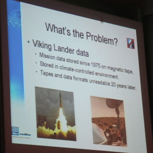 Viking Lander data