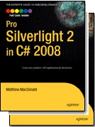 Silverlight books