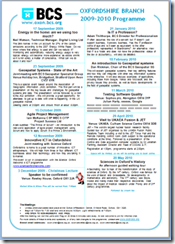 BCS-2009-10-programme