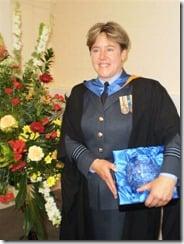 Jayne Lindley BCS Prizewinner