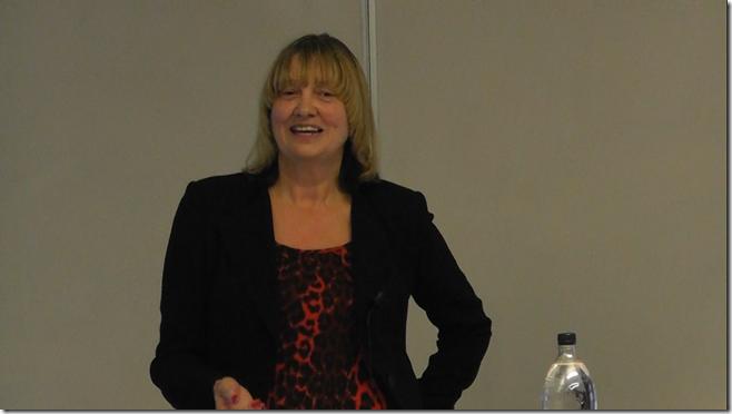 Dr Alison Corfield