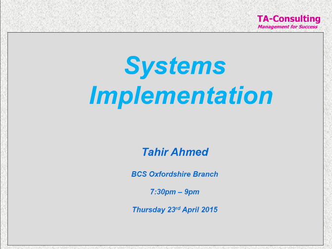 Systems_Implementation_Presentation