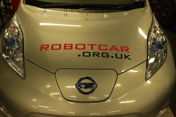 Building an Autonomy Systems for Urban Mobility @ Oxford e-Research Centre | Oxford | United Kingdom