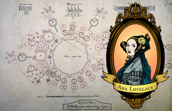 The scientific life of Ada Lovelace @ Oxford e-Research Centre | Oxford | England | United Kingdom