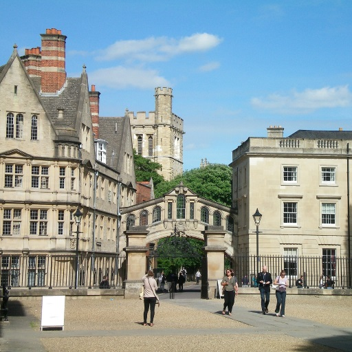 Science Tour of Oxford