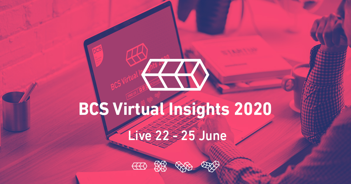 BCS Virtual Insights Event Cover